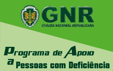 Programa de Apoio a Pessoas com Deficiência - FENACERCI GNR