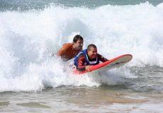 Surf Adaptado no Rip Curl Pro Portugal 2012<br>Peniche 12-13 Outubro 2012