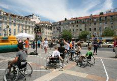 Da (D)eficiência à Eficiência<br>30 de Maio 2012, Praça da Figueira, Lisboa