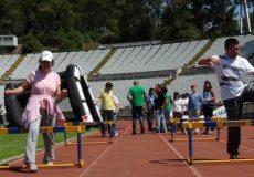 Pirilampo Mágico na Semana Olímpica no Jamor 2012