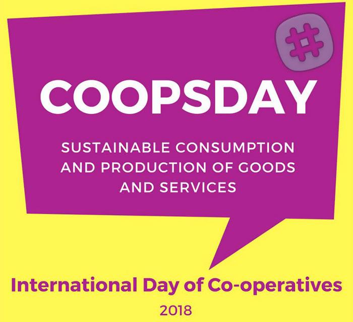 96º Dia Internacional das Cooperativas