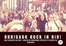 Iniciativa Rock In Rio – 29/06/2018
