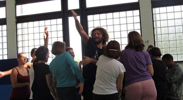 Workshop de Dança Inclusiva - out/2018