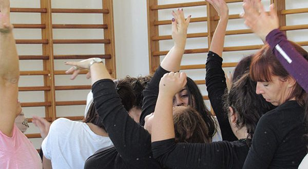 Workshop Dança Inclusiva 07/01/2019